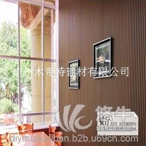 生态木厂家直销137长城板广告牌阳台客厅背景墙吊顶