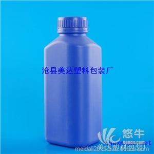 供应300ml墨粉包装瓶|方形粉剂瓶|固体瓶|
