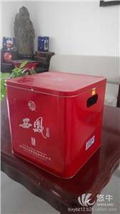 供应优质四瓶装白酒铁盒