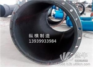 供应丁基橡胶管衬胶管道厂家