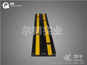 供应橡胶防撞条加厚防撞块地下车库专用防撞条橡胶防撞块