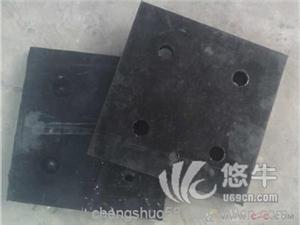 供应成硕品牌橡胶减震垫块桥梁专用橡胶垫块