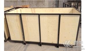 供应长期各种规格木质包装箱