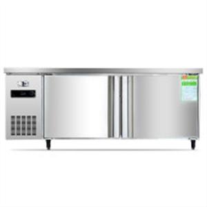 供应厦门不锈钢冷冻冰箱不锈钢操作台定做