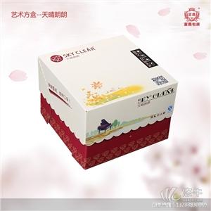 供应富晨艺术方盒_天晴朗朗_蛋糕盒