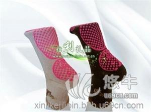 供应托玛琳自发热袜子多种颜色的会销礼品随意托玛琳自发热袜子
