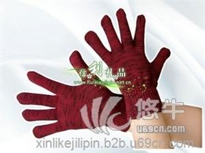 供应远红外磁疗手套保护手关节的会销礼品远红外磁疗手套