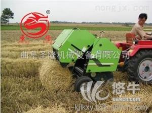 供应河南小麦秸秆打捆机产量