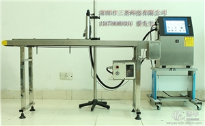 供应PVC管喷码机_护套管喷码机可以橡胶管喷码机,专用,好用,耐用