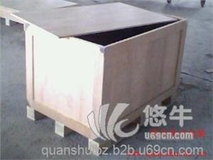 供应南京出口包装箱出口木箱真快包装