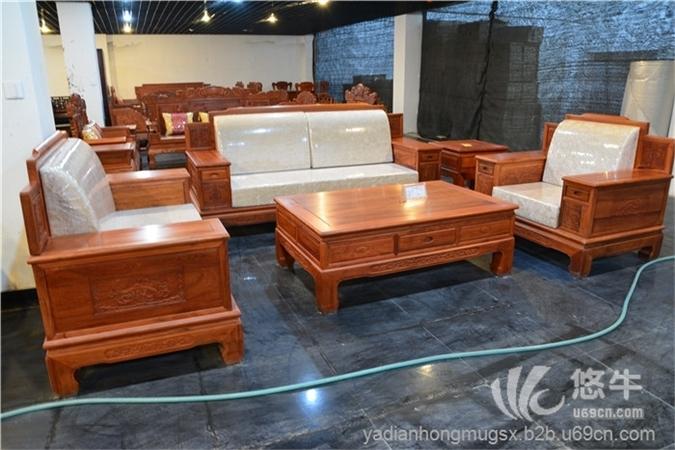 红木家具-博古沙发价格