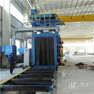 供应钢结构抛丸机的常见问题和处理方法