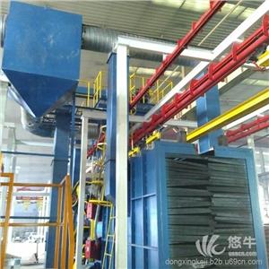 供应悬链式抛丸清理机的用途与参数