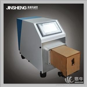 供应金盛机械JSBX-28半自动同轴线剥线机剥皮机电线剥线机