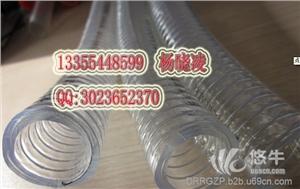 供应厂家直销专用食品级输送饮料PU钢丝平滑管