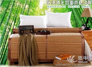 供应雅路凉席三件套1.5米夏天单双人折叠席子加厚空调席1.8m