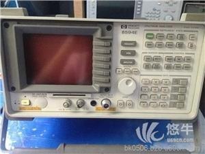 供应出售美国惠普HP8594E频谱分析仪