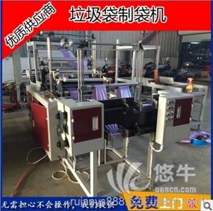 高速垃圾袋生产机器