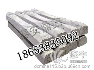 供应螺栓压板水泥枕木,弹簧固轨器水泥枕木标准规格型号