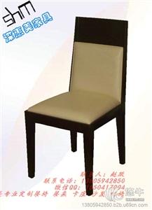 欧式软包咖啡厅奶茶店餐椅实木甜品店桌椅布艺西餐厅餐桌椅