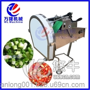 供应万隆QC-80切葱机切韭菜机饺子