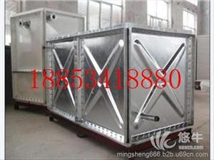 供应鹤壁镀锌钢板水箱厂家7吨焦作镀锌水箱厂家自产自销