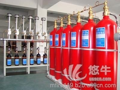 5.6MPa七氟丙烷管网式灭火装置