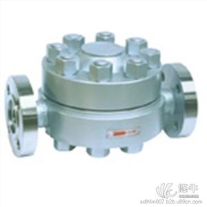 供应KRF3法兰高压圆盘式蒸汽疏水阀