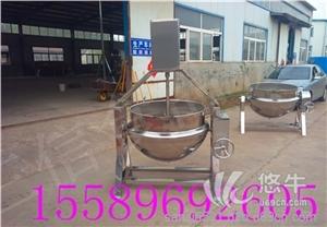 加工电磁加热夹层锅多功能夹层锅