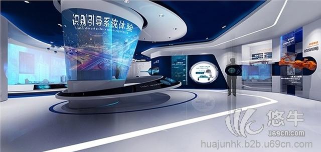 华竣国际深圳展厅设计公司-企业馆