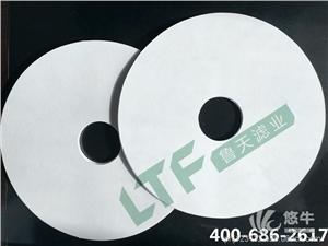 供应370*80mm滤油纸电镀液滤纸溶剂过滤纸厂家