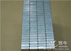 供应强力磁铁,方形磁钢,晶钢门厨具磁铁