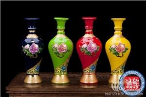 供应陶瓷工艺酒瓶厂家