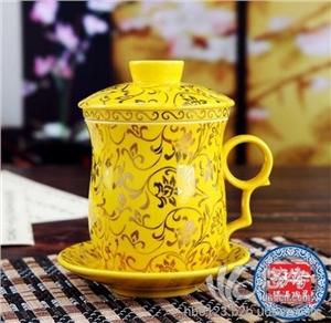 供��瓷器杯子�做茶杯定制