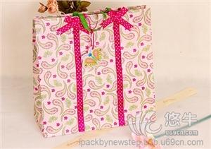 供应上海礼品包装袋哪家好?礼品包装定制选欣派