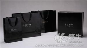 供应服装包装纸袋定做手提纸袋