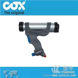 供应英国COX正品新款AF3气动硅胶枪硬包装胶310ml筒装型