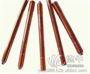 供应铜包钢接地棒一种双金属复合材料