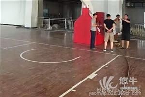 供应运动型木地板,篮球场地板材料,体育运动地板