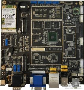 供��三星S5P4418AndroidARM工控主板