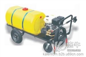 供应车载水箱移动式户外高压清洗车