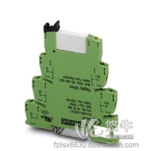 供应菲尼克斯继电器PLC-RSC-230UC/21低价现货