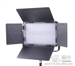 LED灯 产品汇 供应MettleVL-8196D调色温高亮LED灯双色温可调节亮度人像摄影