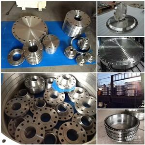 金属容器 产品汇 供应容器法兰 河北法兰盘管件法兰