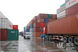 供应内贸物流运输