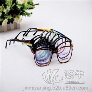 供应韩国光学眼镜架|品牌复古眼镜架|重量轻色泽好