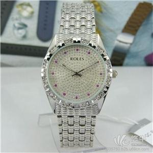 供应镶钻时尚超薄情侣韩版满天星手表饰品手表厂家