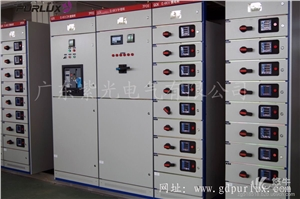 东莞厂家直销GCK低压抽出式开关柜、抽屉柜-广东紫光电气