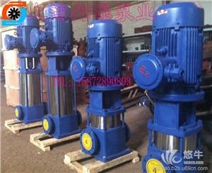 供应立式多级泵,100GDL72-14*8