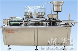 供应HDXP-K型口服液瓶超声波洗瓶机